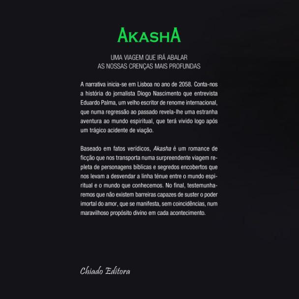 Livro Akasha Ebook 2