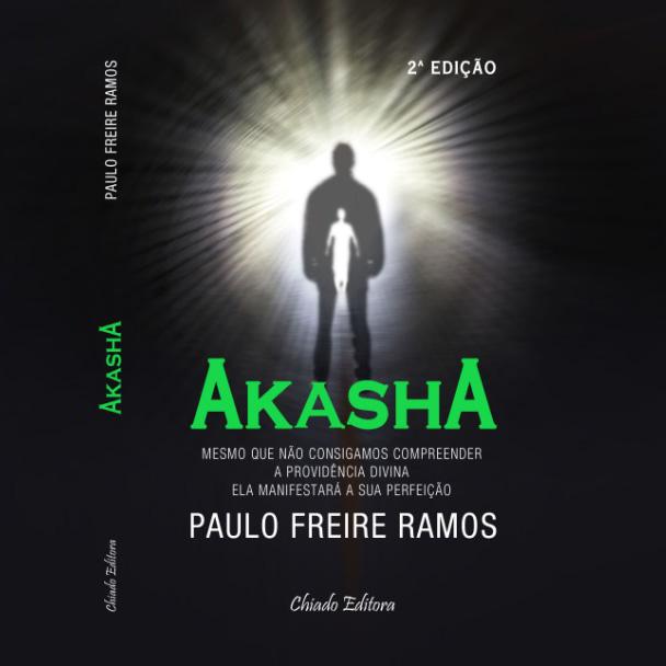Livro Akasha Ebook